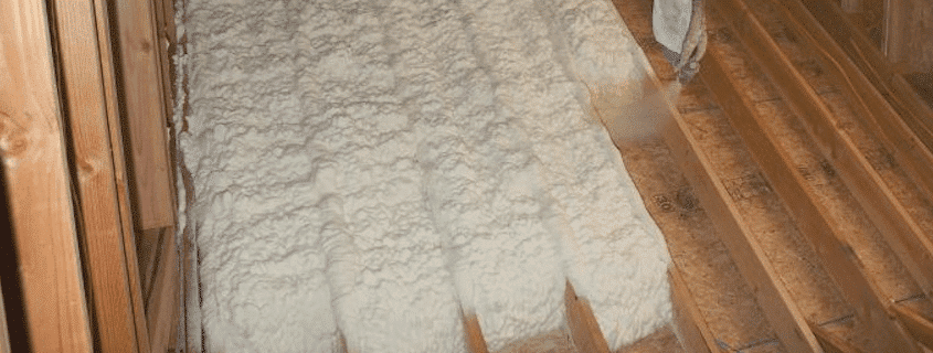 Read more about the most efficient Residential Spray Foam Insulation.