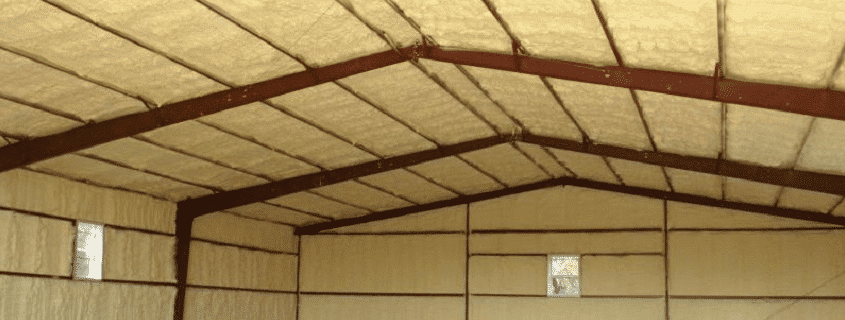 Spray Foam Insulation Helps Pest And Sound Proofing