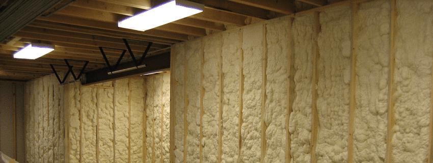 Residential Spray Foam Service
