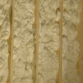 residential spray foam wall insulation